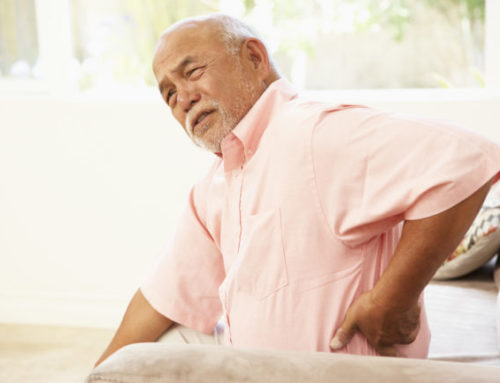 Are aches and pains a part of ageing?